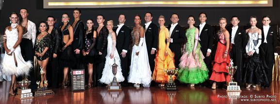 dance Ontario association amateur